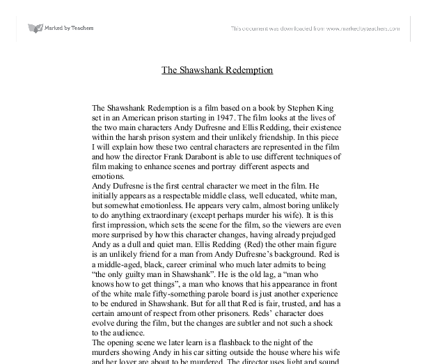 the shawshank redemption screenplay pdf free download