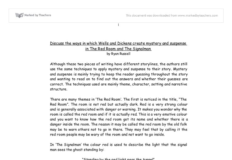 teacher man essay The illustrated man lesson plans include daily lessons, fun activities, essay topics, test/quiz questions, and more everything you need to teach the illustrated man.