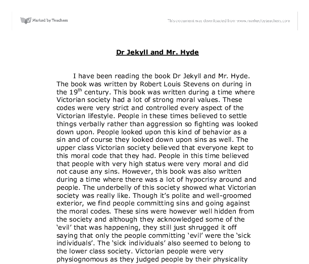college essays college application essays dr jekyll and mr hyde  dr jekyll and mr hyde essay topics