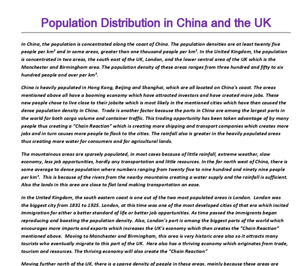 population distribution in china essay Population pyramids: china - 2016 mailing list - see more populationpyramidnet population pyramids of the world from 1950 to 2100 china.