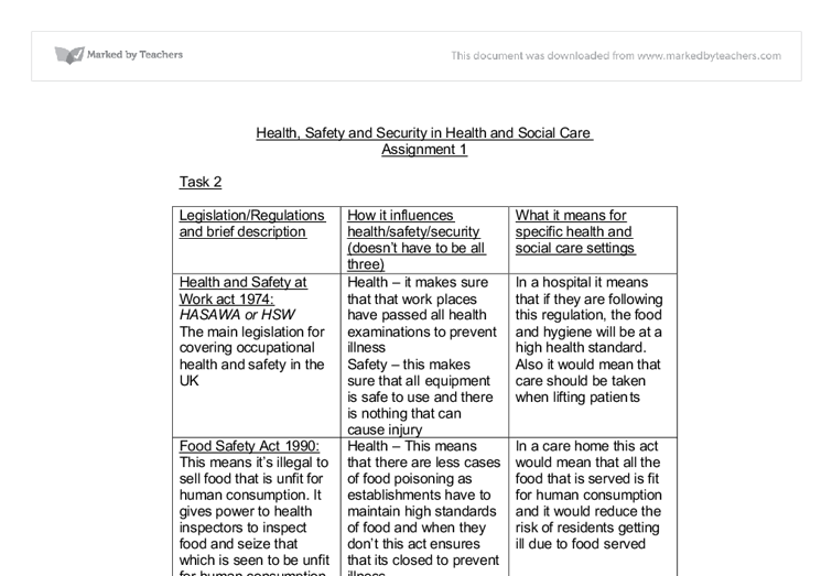 health and social care gcse coursework help Birth order and intelligence essay health and social care gcse coursework help anna university phd thesis resume builder.