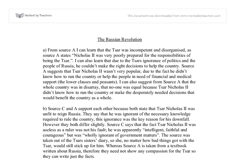 the success of the bolshevik revolution essay Lenin critically understood the prominence of the peasant class which represented 89% of russia's population, and with the support of the peasants he also understood that it would guarantee success for the bolshevik revolution this heightens lenin's socio-economic role in the success of the bolshevik revolution to a substantial extent.