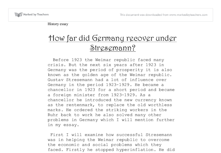 how far did germany recover under Start studying how far did germany recover between 1924-1929 learn vocabulary, terms, and more with flashcards, games, and other study tools.