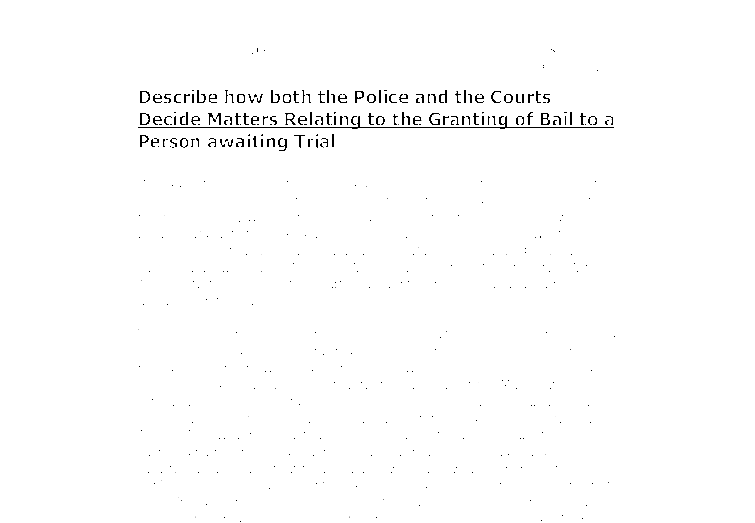 Describe how both the Police and the Courts Decide Matters ... | 755 x 523 png 167kB