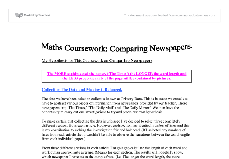 comparison between tv news and newspaper news Free newspaper comparison media news newspaper] 1086 words (31 and contrast of two car advertisements i am going to compare and contrast two tv car.