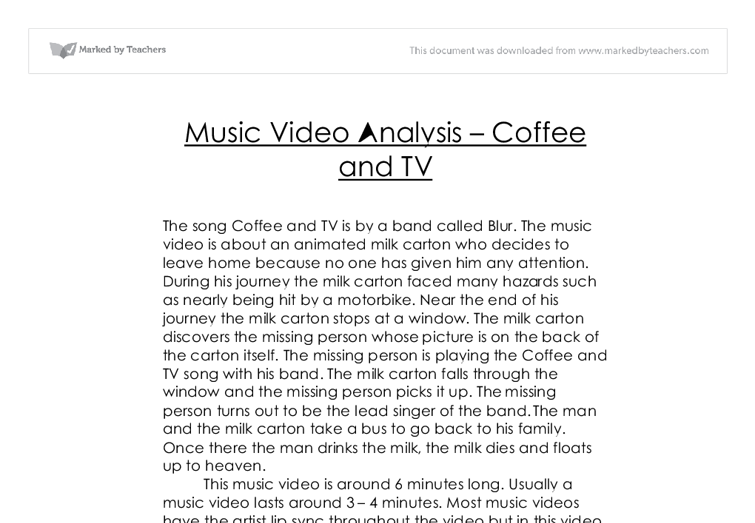 gcse media the music industry essay In this essay i shall discuss the role and functions of the music industry, drawing upon particular theorists' opinions including theodor adorno i will also touch upon the study of popular music and the many factors contributing to the current crises of the music industry itself.