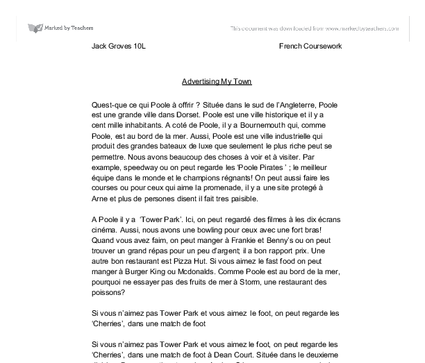 Non Evaluative Response Essay