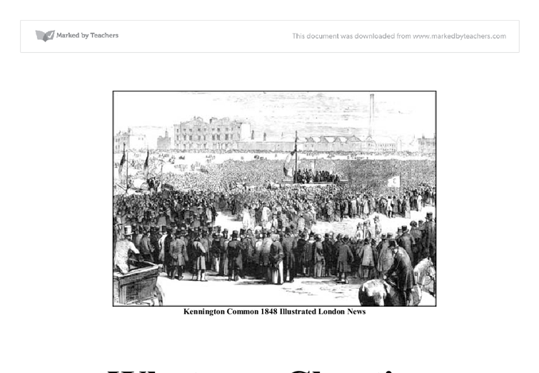 what was chartism and why did it fail essay Chartists and chartism  essay on the failure of chartism - the failure of chartism for the chartist to have had a focus, they would all have to have had the same.