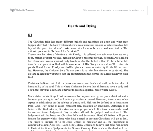 dying a noble death essay Good death concept - this essay will consider some of the qualities inherent in the yet noble experience that is best (death, dying & spirituality) and.