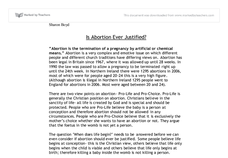ethical analysis of abortion Transcript of an ethical defense of abortion of abortion the extreme view problematizing right to life questions moral ethical analysis of a defense of.