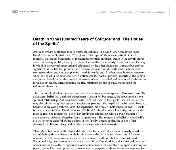 the house of the spirits full text pdf