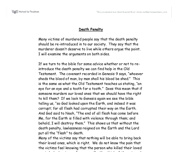 anti capital punishment essay anti capital punishment essay by sroque03