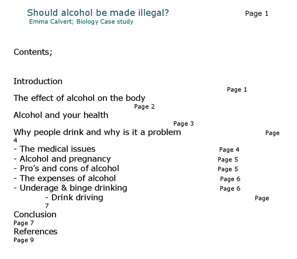 should be illegal essay alcohol should be illegal essay
