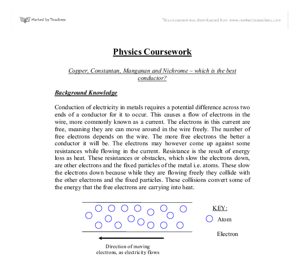 constantan and copper essay Principles and methods of temperature measurement course content temperature can be measured via a diverse array of sensors all of them infer temperature by sensing and uses copper and constantan as its component metals 4.
