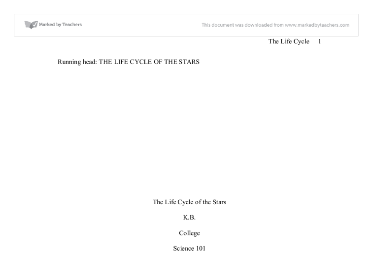 cycle of life and death essay Death and dying is an intrinsic part of life, and the culmination of a life cycle that begins with conception there are several various stages related to death and dying, such as preserving one's health and wellness, dealing with various facets of ageism, as well as examining cultural attitudes and varying viewpoints of the dying process from .