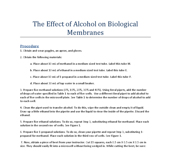 the dangers of alcohol essay