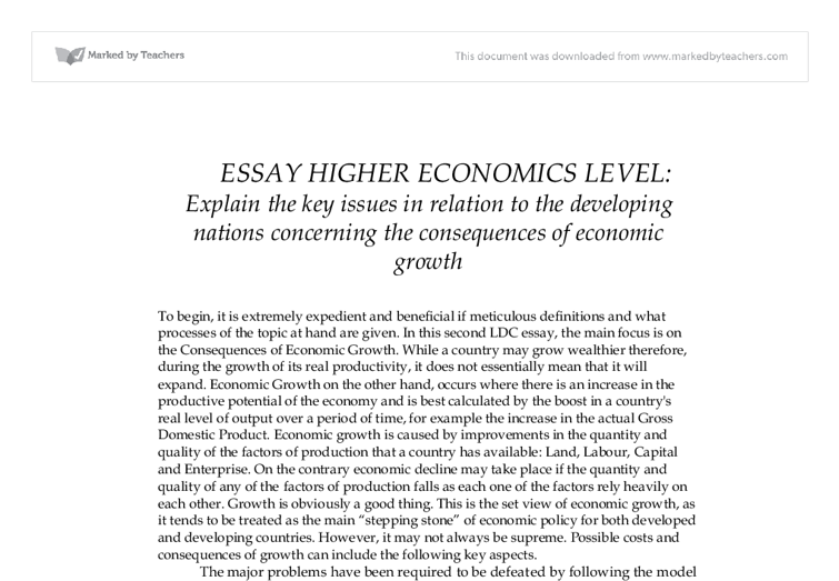 international economics essays International economics, is devoted to the publication of research in the area of applied international economics the journal especially welcomes.