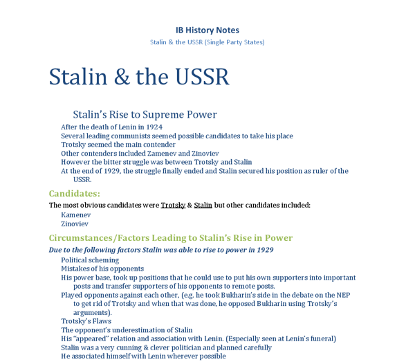 essay on stalinism Write an essay of 4-5 pages in length that carefully analyzes both your verdict in the particular stalin trial for which you served as a juror and your evaluation of stalinâ s â guiltâ or â.