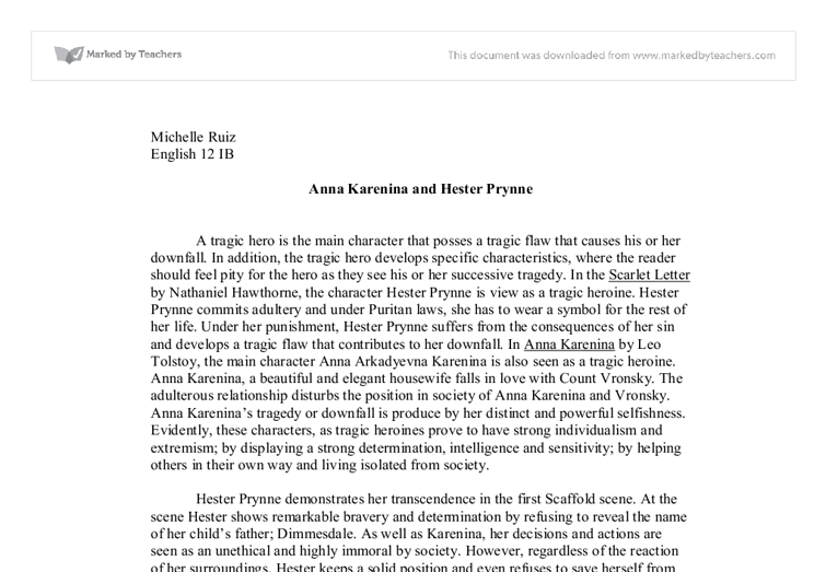the scarlet letter an exploration of the theme of sin essay