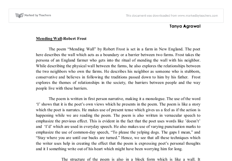 Compare Contrast Essay Introduction Sentence