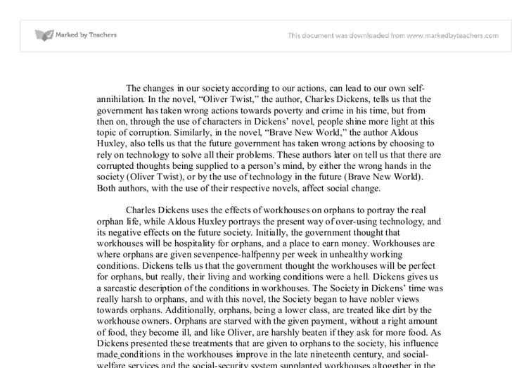 oliver twist essay topics oliver twist by charles dickens essays