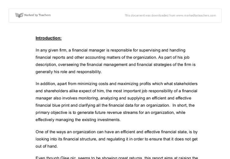 capital structure theories in financial management pdf