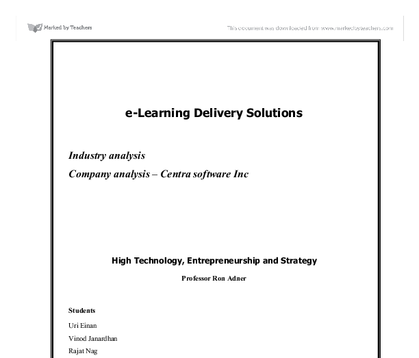 essay corporations ltd