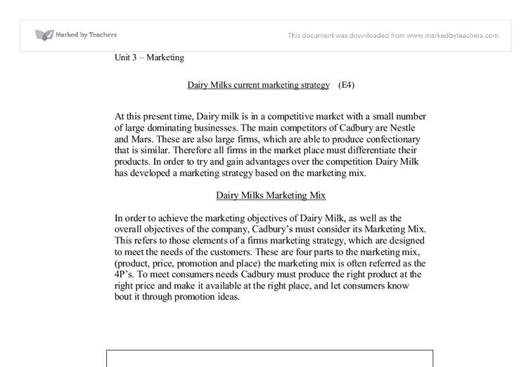 marketing mix product strategy essay Purpose – this paper takes a cautionary stance to the impact of marketing mix on  development of marketing strategy  such as product.