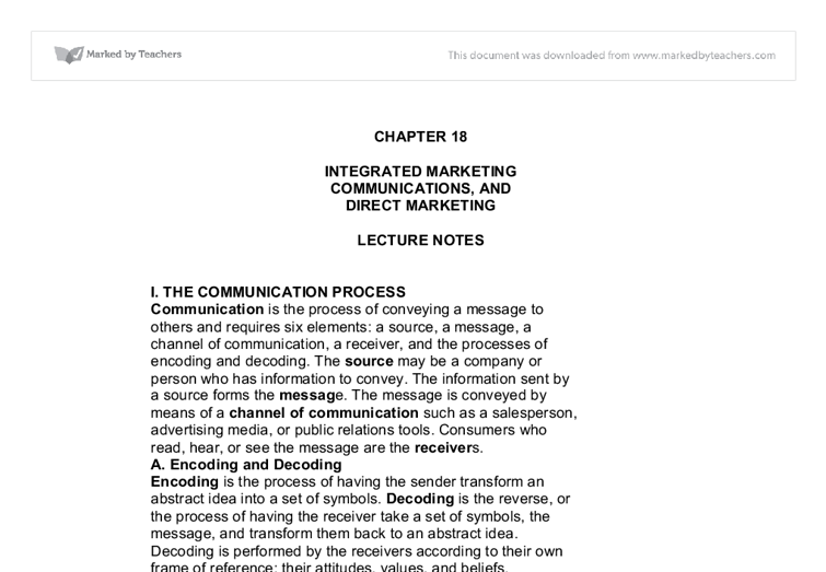 business communication lecture notes Business communication 3 preface am glad to present this book, especially designed to serve the needs of the students the book has been written keeping in mind the general weakness in.