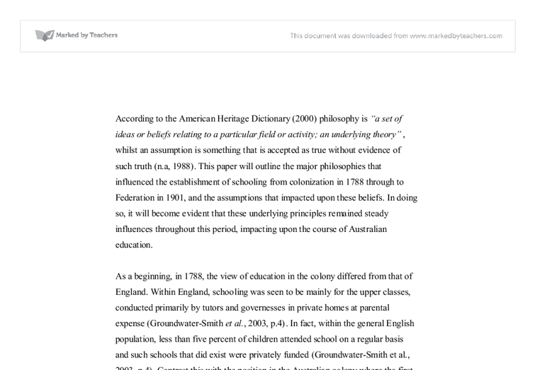 educational essentialism essay Educational essentialism essay abstract keywords phies applications of essentialism and perennialism that include roles and impacts on certain groups including.