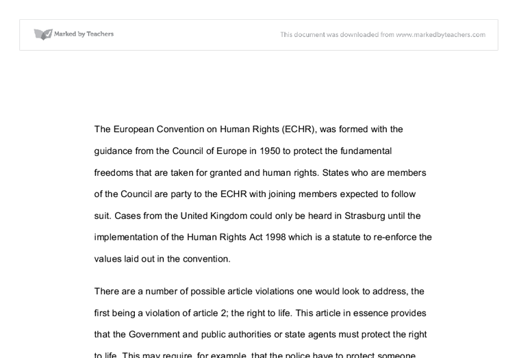 short essay on human rights violation Violation of human rights essay examples the problem with human rights violations on a daily basis and an explanation of international human rights as a concept.