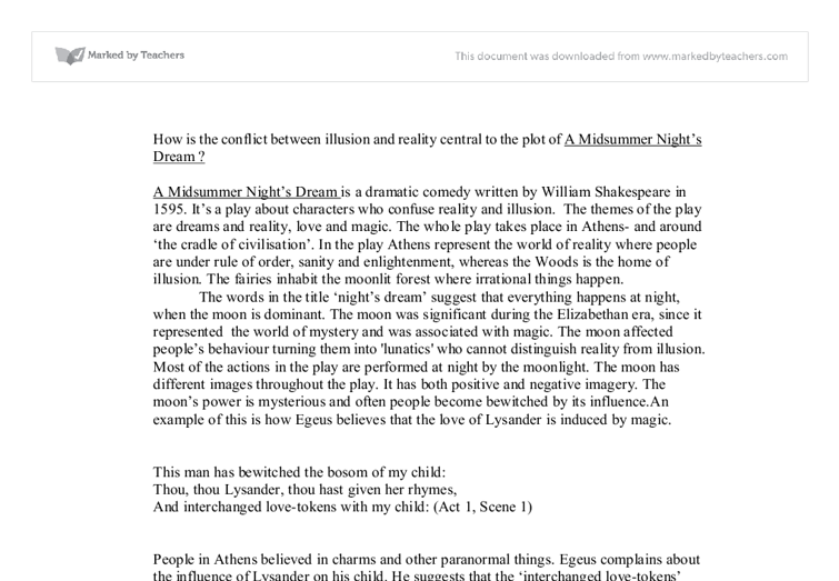 a midsummer nights dream essay questions and answers A midsummer nights dream drama essay there are many ways to perform 'a midsummer night's dream,' and the rather internal answers, and so it is questions she.