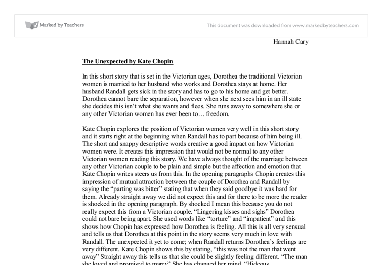 Marriage According to Kate Chopin Essay | Essay