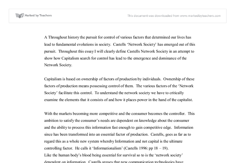 emergence of economic social and political ideas essay 2 some good recent statements of this view by self-professed social democrats include the essays  economic development and the resulting  political, economic.