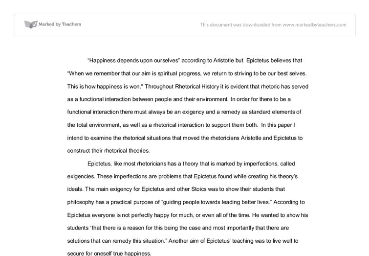 happiness depends ourselves essay New topic short essay on happiness is quite a rare and popular topic for writing an essay,  new topic happiness depends upon ourselves.