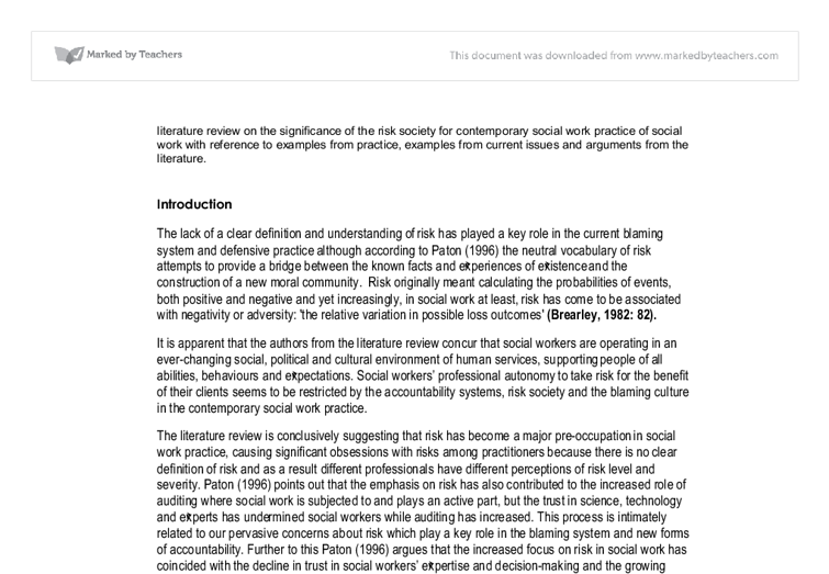 contemporary to social work essay Sustainability, human rights, and environmental justice: critical connections for contemporary social work.