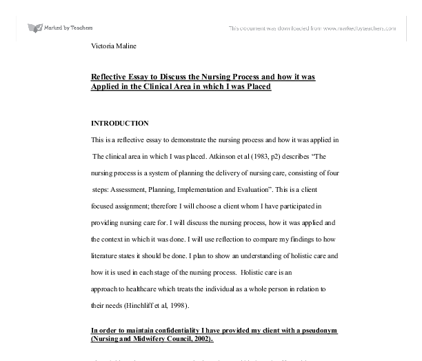 75355928 Sample reflective essay apa style uncategorized