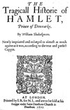 published essays on hamlet Buy shakespeare: hamlet: selection of critical essays (casebooks series) 1968  by john d jump (isbn: 9780333093092) from amazon's book store.